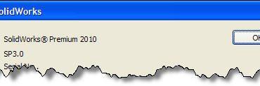 SolidWorks ServicePack: SolidWorks 2010 SP3.0 kan nu downloades.