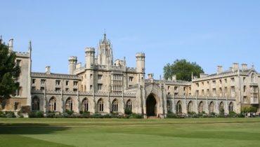 """Take me back"" – En dag i Cambridge"