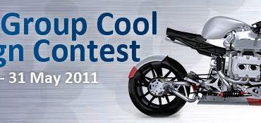 PLM Groups første Cool Design Contest