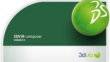 What's New: 3DVIA Composer V6R2012