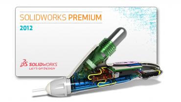 Så er SolidWorks 2012 her.