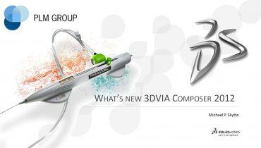Webseminar: Bliv Opdateret på de vigtigste nyheder i 3DVIA Composer 2012