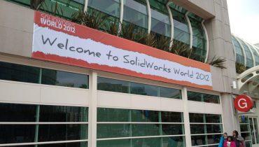 SolidWorks World 2012 skydes igang.