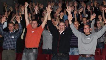 SolidWorks 2013 opdateringsseminar var en stor succes.
