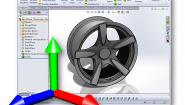 Tips & Tricks: SolidWorks Reference Triad