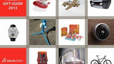 Få inspiration til julegaverne med SolidWorks