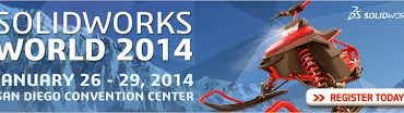 Følg med i SolidWorks World 2014