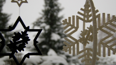 Design din egen julepynt og få den printet i 3D