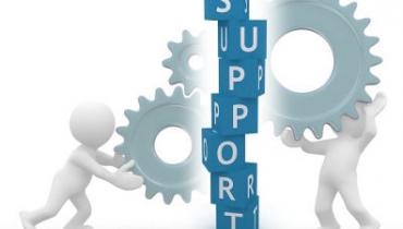 Vigtig info om support 26. og 27. september