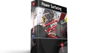 Power Surfacing Release 2 og et helt nyt produkt til Reverse Engineering