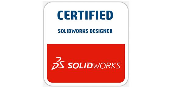 SOLIDWORKS certificeringer