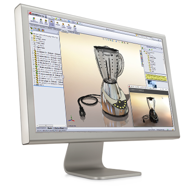 SOLIDWORKS Photo Rendering
