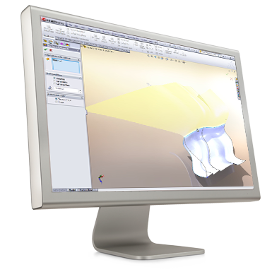 SolidWorks Surface Modeling