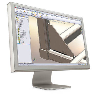 SolidWorks Weldments