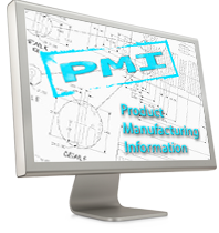 How to add PMI on your 3D CAD model