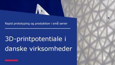 Manglende interesse for 3D-print truer den danske konkurrencekraft
