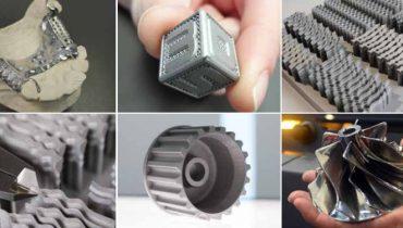 Eksplosiv vækst i brugen af Metal Additive Manufacturing