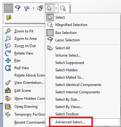 Change material in solidworks