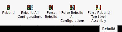 Rebuild overview