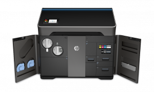 hp jet fusion 300 500 3d prnter