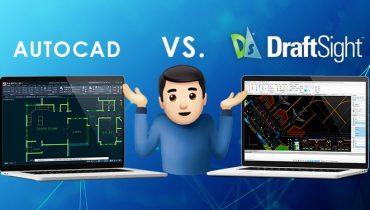 DraftSight versus AutoCAD
