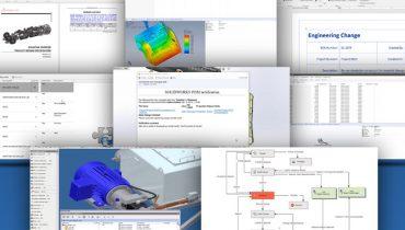 Features i datastyringsløsningen PDM Professional