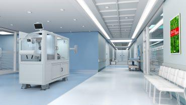 Lifeline Robotics automatiserer podning i kampen mod Covid-19