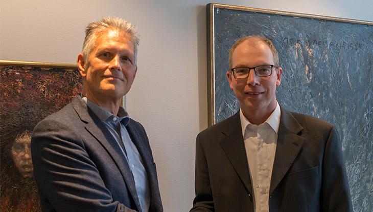 Jan Lundström og Jörgen Fredsson