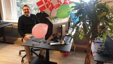 Martin Jensen beretter om 25 år i SOLIDWORKS
