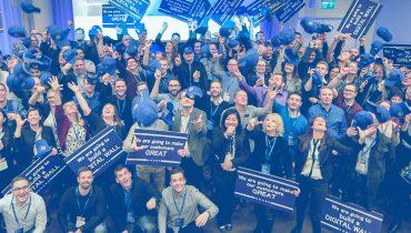 Vi skaber fremtidens kundeoplevelse – vil du være med?