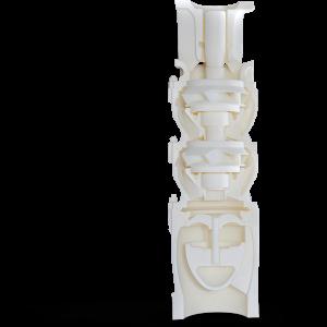 VisiJet CR-WT 200 Rigid Plastic Material - White (2.0kg)